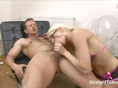 Stacy Silver Anal Fodeu na roupa interior