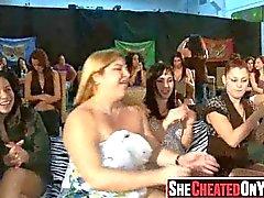 20 Sluts sucking party