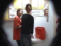 Julkinen WC Spy Cum 1