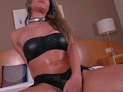 TS Leticia Castro anal pounding