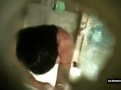 Arab Sister 19 spied in shower