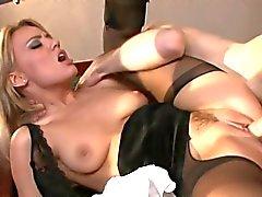 Anal creampie sukkahousut ( Holly Wellin )