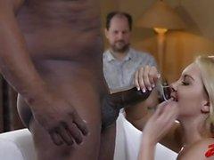 Aaliyah Love Fucks hennes svarta pojkvän