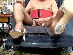 New talloni , calze RHT marroni, Paesi Baschi e sperma