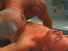 Muscle Ringe und Sex - sexy Tacho