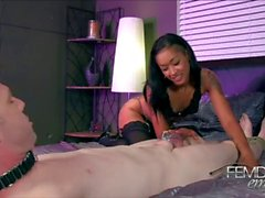 Skin Diamond Cameltoe Slide