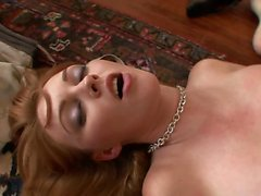 Marie Mccray is a hot redhead whos not shy about...
