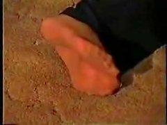 Запах усталости ног