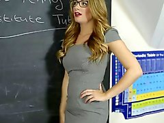As professor substituto