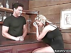 Raaka Anal For Busty Blonde