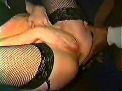 Датская подростковая оргия Групповой секс Teen Vintage