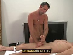 Marco Rocalle and Joe Bexter - Shower - Massage - Sex - loganmccree