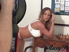 Stacey Poolen Striptease ( HUUU )