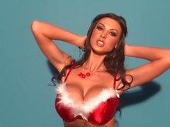 Alice Goodwin Christmas Bra retsticka