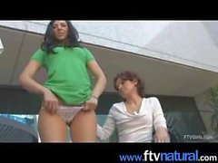 Rita & Madeline Ftv girls lesbian in public
