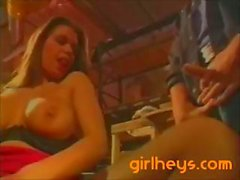 Busty Nicci Sterling in some of her finer roles of fucking