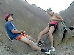 Natuur masturbatie ( 2 )