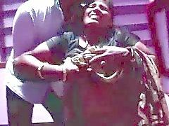 S.Indian Busty Mallu Aunty sille Hieronta hän ajuri