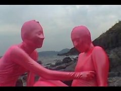 zentai girl movie 1