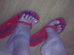 Les pieds de Carla (Aperçu)
