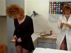 Les Chaleurs De La Gyneco 1991
