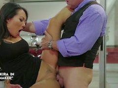 Åsa Akira & i Cherokee D Fetischer Ass med eXXXotica 2.015 med inlägget Pornhub Aria PornhubTV