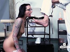 BADTIME STORIES - German BDSM fun with naughty nurse