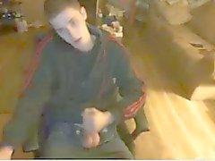 Reizvolles Junges Str8 Boy Wichsen auf Cam , Warm Maria Ass