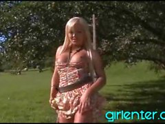 French Farm Girls 4 Stacy Silver