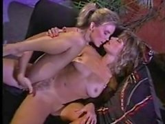 A Classic Porn: April West & Barbara Dare