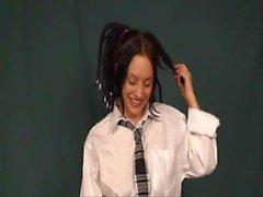 Yerleşik köle kızın eğitim günlüğü