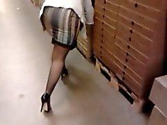 Stockings in ikea