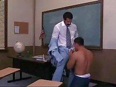 Les enseignants et des étudiants - drôle de