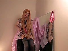 Crossdressing Rapunzel