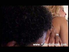 Milly D'Abbraccio si fa il Negro