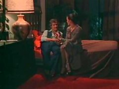 John Holmes Chris Cassidy Paula Wain in vintage porn clip