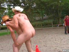 maschi dritte di università catturato del cazzo su nastro