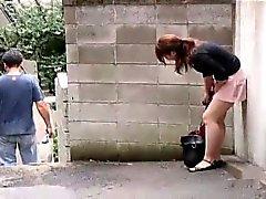 Stealing Pussy Hairs of Street Walking Girls..3