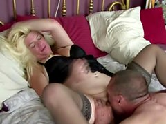 iAmPorn - Slutty Blonde Mature Gets Fucked Good
