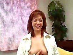 Japanese Chubby Mature Porn actress Yukari Taguchi