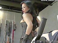 femdom bondage and whipping