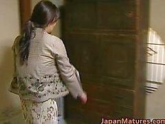 Giapponese di di MILF ha il sesso libero folle jav