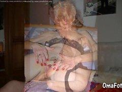 OmaFotzE Kotitekoinen Granny Pictures Kokoelma