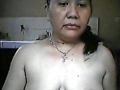 Dai grossi seni Coppia Filipina masturbarsi