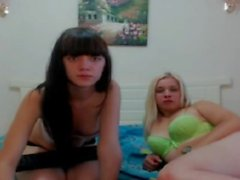 Two Hot Lesbian teens