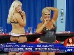 Cindy Behr, Bailey Cream, Alison Mckenzie & Charlie Monaco Bluebird TV 2010