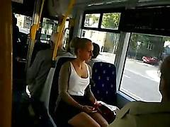 Mini skirt public cam and cum!!!