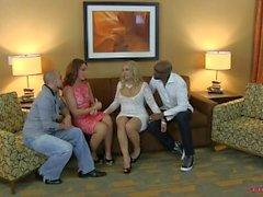 Las Vegas bisexual orgy