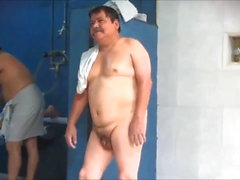 nude baths and sauna