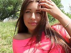 Rusas aliado de brunette la primera deepthroat